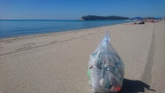 beachcleanup Poetto 25 May
