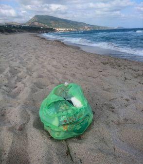 23 07 2018 Valledoria morning beachcleanup
