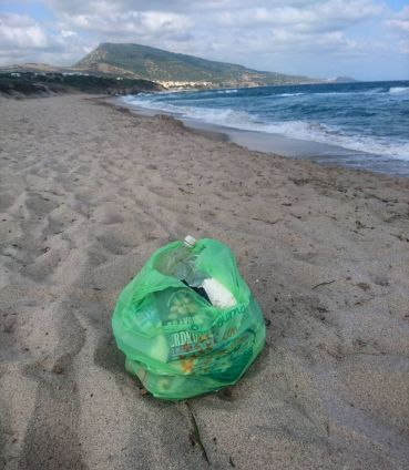 23 07 2018 Valledoria morning beachcleanup