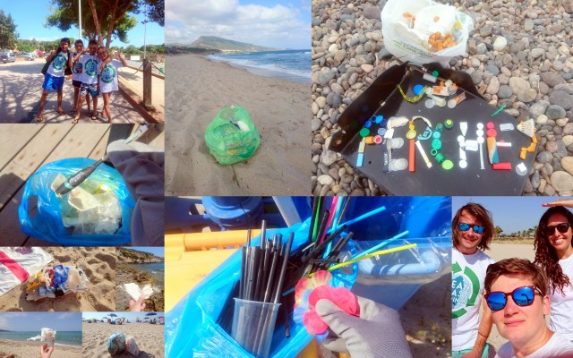 Clean Coast Sardinia kolaz 1