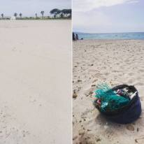 Poetto beachcleanup 29 05 2018