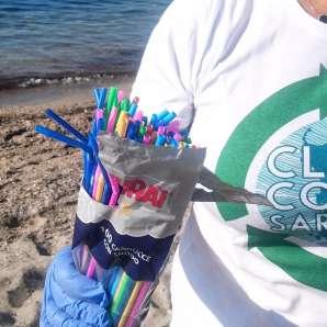 Poetto beachcleanup sabato 28 Rosy