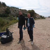 volunteers puliamo le spiagge della Sardegna