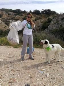 CleanCoastSardinia volunteers