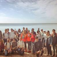 beachcleanup Calamosca Cagliari Sardegna 2019