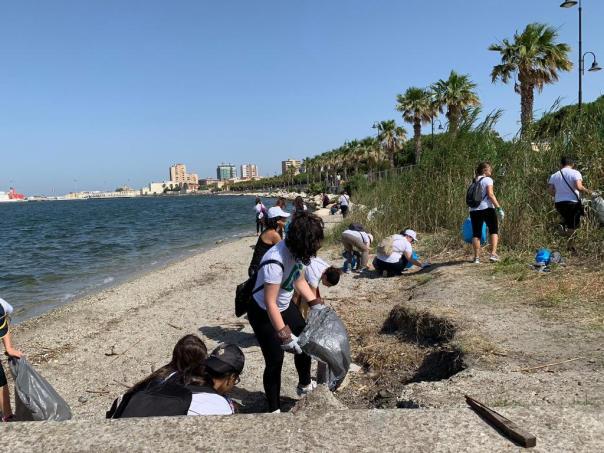Clean Coast Sardinia e Igers Cagliari uniti per la pulizia di Su Siccu WEB