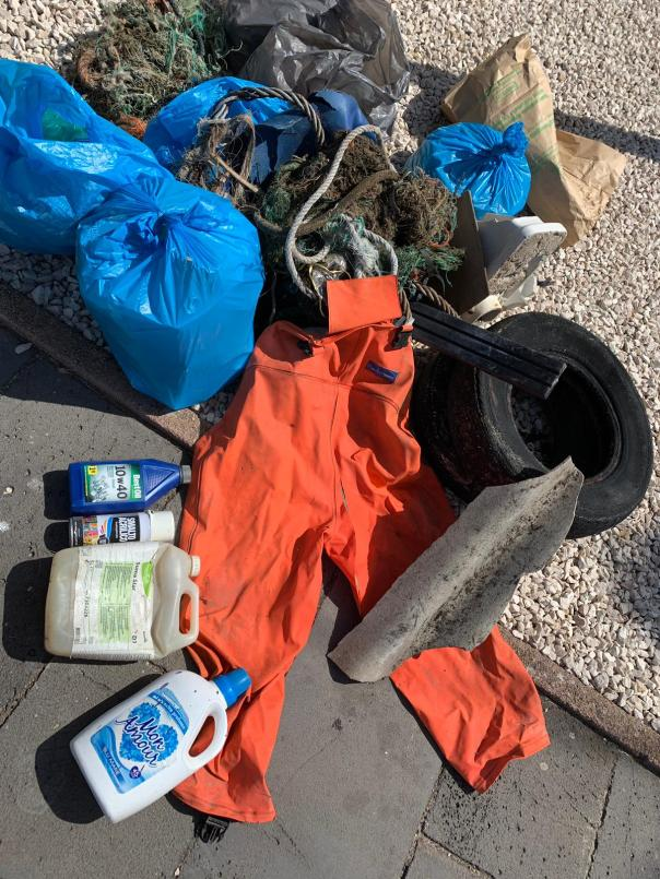 Clean Coast Sardinia - la raccolta di 16 06 2019 WEB