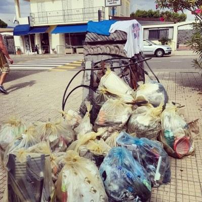 beach cleanup Sardinia Clean Coast Sardinia