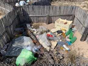Clean Coast Sardinia beach cleanup 2020