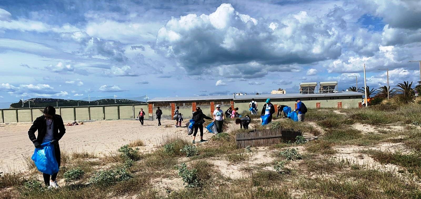 clean coast sardinia events